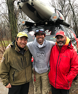 Meet Guides Bass Fishing